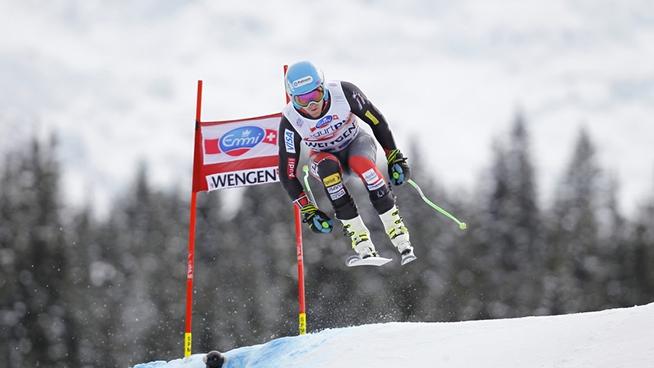 Комбинация на лыжах
