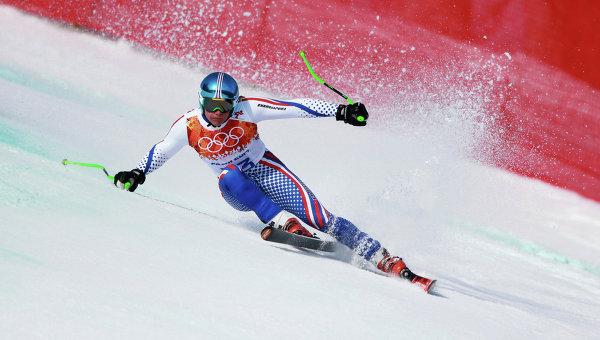 Почувствуйте себя спортсменом-горнолыжником