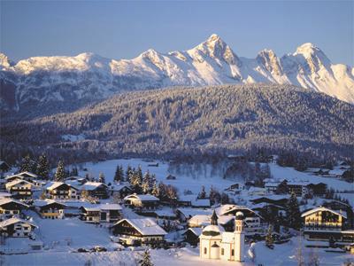 Ишгль Австрия