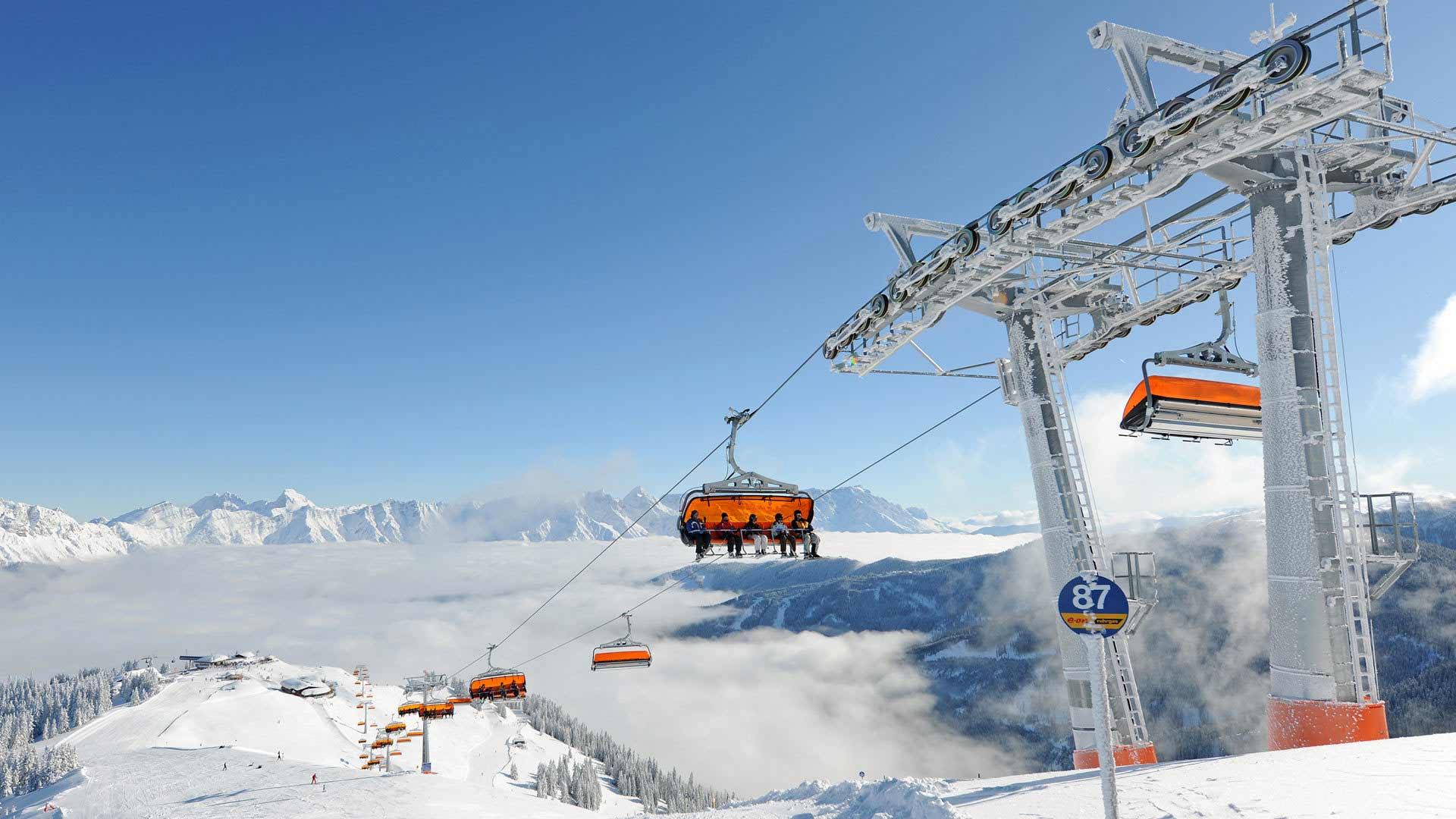 Ski Circus (Заальбах — Хинтерглемм — Леоганг)