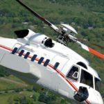 Заказать вертолет Sikorsky S92 для приватной экскурсии