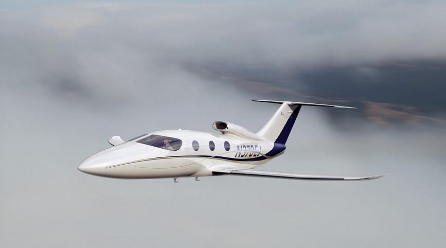 Легкий самолет Epic Victory для горнолыжной экскурсии