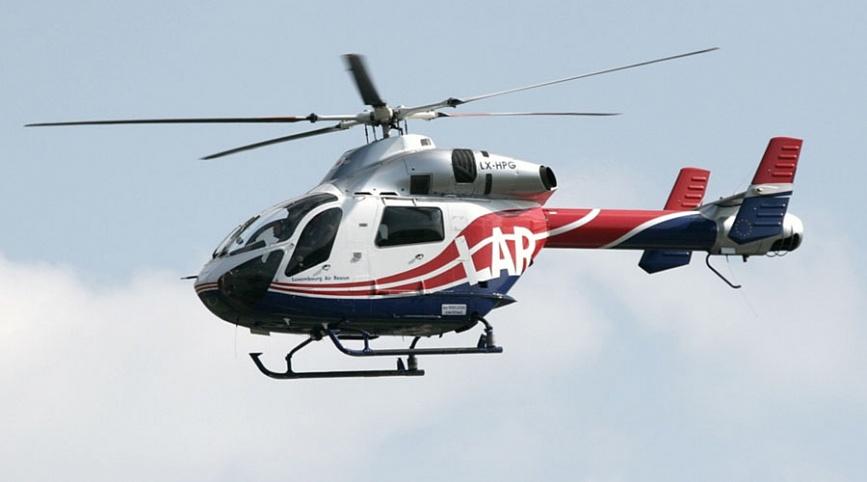 Заказать вертолет MD Helicopters MD Explorer для приватной экскурсии