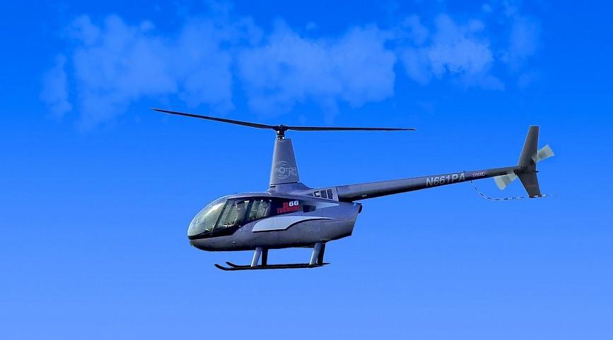 Заказать вертолет Robinson R66 для приватной экскурсии