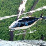 Заказать вертолет Bell 206L4 для приватной экскурсии